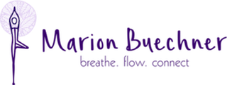 Marion Buechner Yoga Logo